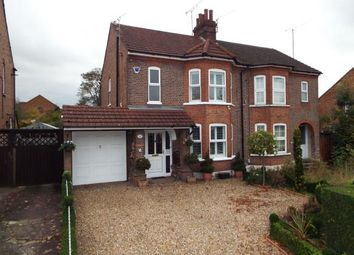 Thumbnail 3 bed semi-detached house for sale in Poynters Road, Luton, Bedfordshire, England