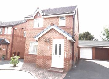 Thumbnail 3 bed detached house for sale in Calow Drive, Leigh