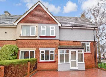 3 bed semi-detached house for sale in Sir Evelyn Road, Rochester, Kent ME1