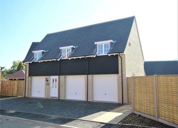 Thumbnail 2 bed flat for sale in Birches Tye, Reach Road, Burwell, Cambridgeshire