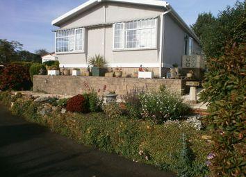Thumbnail 2 bed mobile/park home for sale in Bridge House Park, South Petherton