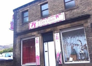 Thumbnail Retail premises to let in Salterhebble Road, Salterhebble, Halifax
