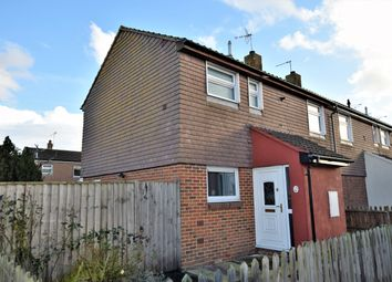 Thumbnail 2 bed end terrace house for sale in Arcon Close, Ashford