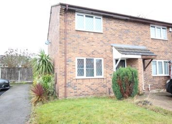 Thumbnail 2 bed semi-detached house for sale in Ribblesdale, Worksop