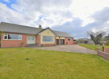 Thumbnail 5 bed detached bungalow for sale in Arkleby, Wigton