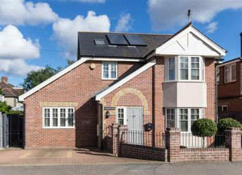Thumbnail 4 bedroom detached house for sale in Moulsham Drive, Chelmsford