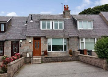 Thumbnail 3 bedroom terraced house for sale in Mosman Place, Aberdeen