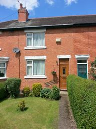 Thumbnail 2 bed terraced house to rent in Trent Road, Beeston Rylands, Nottingham