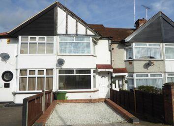 Thumbnail 2 bed terraced house for sale in Parkside Avenue, Barnehurst, Kent