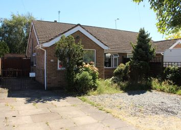 Thumbnail 2 bed bungalow for sale in Quorn Close, Loughborough