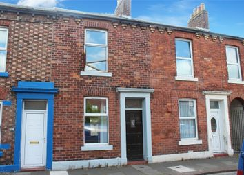 Thumbnail 2 bed terraced house for sale in Rydal Street, Carlisle, Cumbria