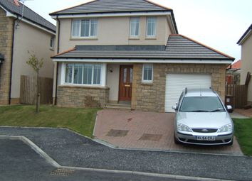 Thumbnail 3 bed detached house to rent in Macalpine Court, Tullibody, Alloa