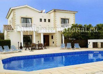 Thumbnail 4 bed villa for sale in Kouklia, Cyprus