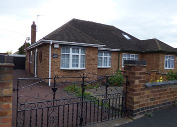 Thumbnail 2 bed bungalow for sale in Campbell Avenue, Thurmaston