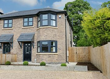 Thumbnail 3 bed semi-detached house for sale in Grassdale Park, Brough