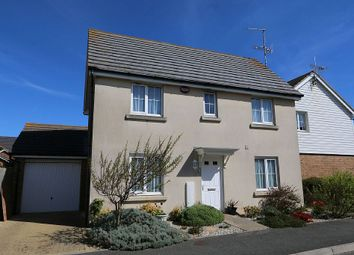 Thumbnail 3 bed detached house for sale in Roundhouse Crescent, Peacehaven, East Sussex