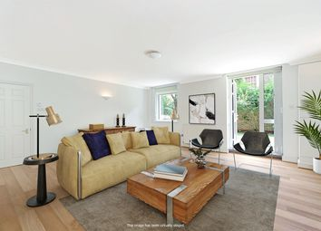 Thumbnail 2 bed flat for sale in Thornbury Court, Chepstow Villas, London