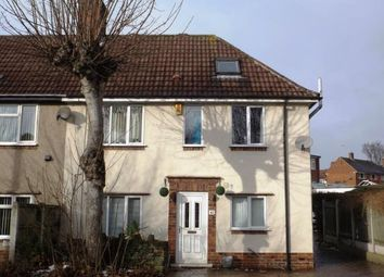 Thumbnail 4 bed end terrace house for sale in Lucas Road, Newbold, Chesterfield, Derbyshire