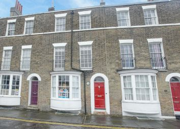 Thumbnail 4 bed terraced house for sale in Spencer Square, Ramsgate
