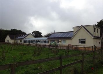Thumbnail Commercial property for sale in Winkleigh, Devon