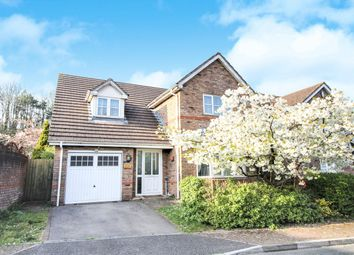 Thumbnail 4 bedroom detached house for sale in Nant-Y-Moor Close, Coedkernew, Newport