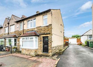 Thumbnail 3 bed end terrace house for sale in Wakefield Road, Bailiff Bridge, Brighouse