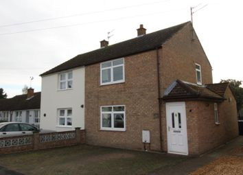 Thumbnail 2 bed semi-detached house for sale in Queensway, Soham, Soham, Cambridegshire