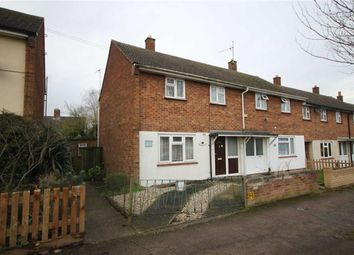Thumbnail 2 bed end terrace house for sale in Wadloes Road, Cambridge