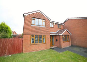 Thumbnail 5 bedroom detached house for sale in Ryebank Road, Ketley Bank, Telford