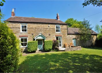 Thumbnail 4 bed detached house for sale in Grange Lane, Ingham, Lincoln