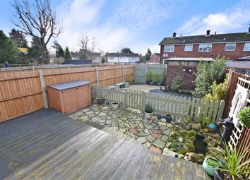 Thumbnail 3 bed terraced house for sale in Heron Road, Birds Estate, Larkfield, Kent