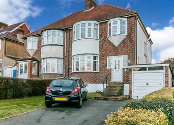 Thumbnail 3 bed semi-detached house for sale in York Road, South Croydon, London
