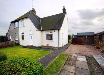 Thumbnail 3 bed semi-detached house for sale in Banknowe Terrace, Tayport