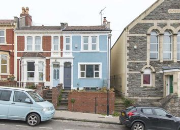 Thumbnail 2 bedroom end terrace house for sale in Merrywood Road, Southville, Bristol