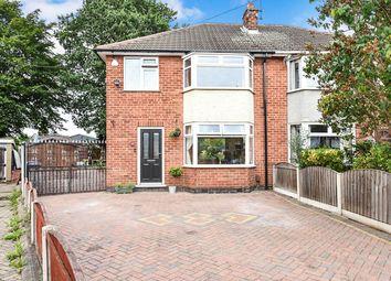 3 Bedrooms Semi-detached house for sale in Manor Park, Borrowash, Derby DE72