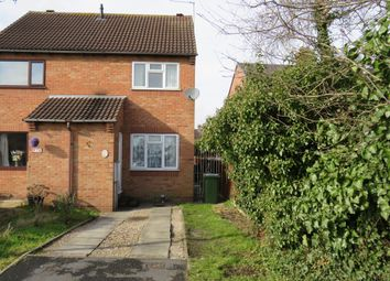 Thumbnail 2 bed semi-detached house for sale in Rangemore Street, Burton-On-Trent