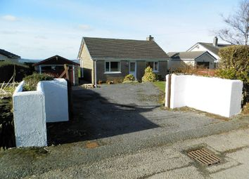 Thumbnail 2 bed detached bungalow for sale in Newcastle Emlyn, Carmarthenshire