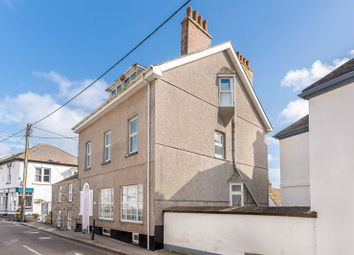 Thumbnail 2 bed flat for sale in Fore Street, Marazion