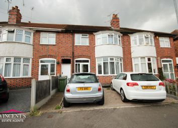 Thumbnail 3 bed terraced house for sale in Ravenhurst, Leicester