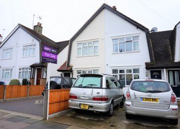 Thumbnail 2 bed terraced house for sale in Mount Road, Chessington