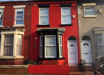 Thumbnail 4 bed shared accommodation to rent in Bradfield Street, Liverpool