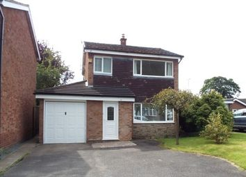 Thumbnail 3 bed property to rent in Park Crescent, Doveridge, Ashbourne