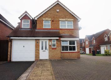 Thumbnail 3 bed detached house for sale in Great Meadow, Tipton
