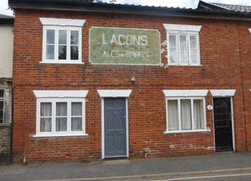 Thumbnail 2 bedroom terraced house to rent in Church Street, Eye, Suffolk