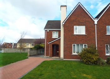 Thumbnail 4 bed semi-detached house for sale in 34 Hawthorn Avenue, Woodlawn, Killarney, Kerry