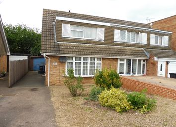 Thumbnail 2 bed semi-detached house for sale in Spinney Hill Road, Northampton