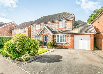 Thumbnail 4 bedroom detached house for sale in Keelers Way, Great Horkesley, Colchester
