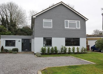Thumbnail 4 bed detached house for sale in Sherwood Close, Ashford