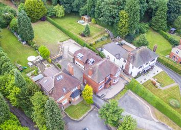 Thumbnail 4 bed detached house for sale in St. James Court, The Green Road, Ashbourne