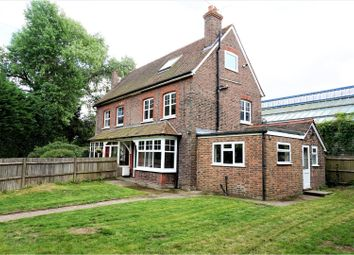 Thumbnail 3 bed semi-detached house for sale in Maidstone Road, Tonbridge